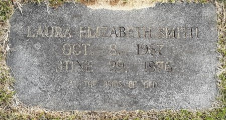 SMITH, LAURA ELIZABETH - Bowie County, Texas | LAURA ELIZABETH SMITH - Texas Gravestone Photos