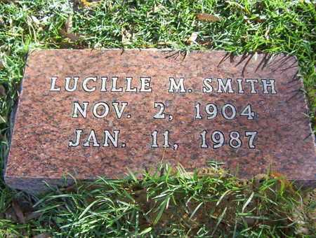 SMITH, LUCILLE M - Bowie County, Texas | LUCILLE M SMITH - Texas Gravestone Photos