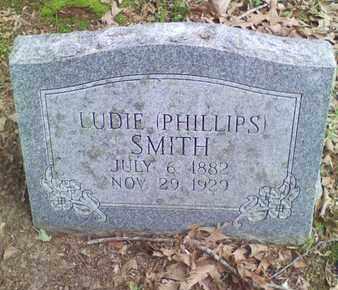 SMITH, LUDIE - Bowie County, Texas | LUDIE SMITH - Texas Gravestone Photos
