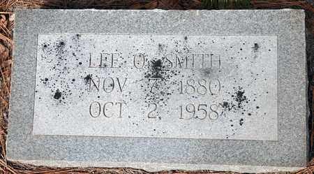 SMITH, LEE O - Bowie County, Texas | LEE O SMITH - Texas Gravestone Photos