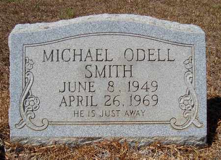 SMITH, MICHAEL ODELL - Bowie County, Texas   MICHAEL ODELL SMITH - Texas Gravestone Photos