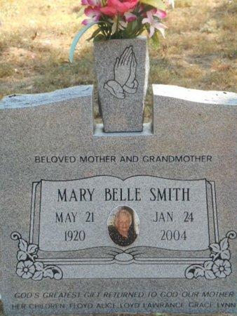 SMITH, MARY BELLE - Bowie County, Texas | MARY BELLE SMITH - Texas Gravestone Photos