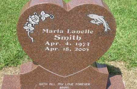 SMITH, MARLA LANELLE - Bowie County, Texas | MARLA LANELLE SMITH - Texas Gravestone Photos