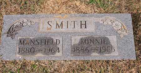 SMITH, MANSFIELD - Bowie County, Texas | MANSFIELD SMITH - Texas Gravestone Photos