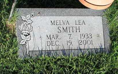 SMITH, MELVA LEA - Bowie County, Texas | MELVA LEA SMITH - Texas Gravestone Photos
