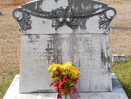 SMITH, MAGGIE L - Bowie County, Texas | MAGGIE L SMITH - Texas Gravestone Photos