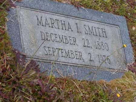 SMITH, MARTHA I - Bowie County, Texas | MARTHA I SMITH - Texas Gravestone Photos
