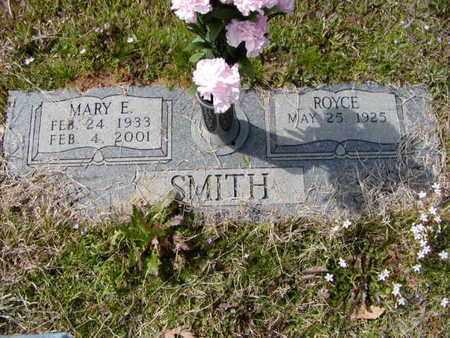 SMITH, MARY E - Bowie County, Texas | MARY E SMITH - Texas Gravestone Photos