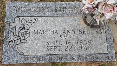 SMITH, MARTHA ANN - Bowie County, Texas | MARTHA ANN SMITH - Texas Gravestone Photos