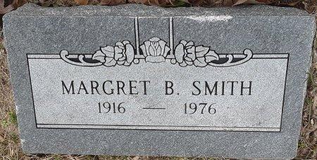 SMITH, MARGRET B - Bowie County, Texas | MARGRET B SMITH - Texas Gravestone Photos