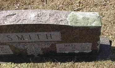 SMITH, MARY J - Bowie County, Texas | MARY J SMITH - Texas Gravestone Photos