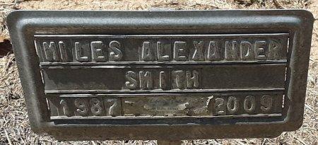 SMITH, MILES ALEXANDER - Bowie County, Texas | MILES ALEXANDER SMITH - Texas Gravestone Photos