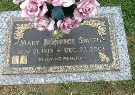 SMITH, MARY BERNIECE - Bowie County, Texas | MARY BERNIECE SMITH - Texas Gravestone Photos