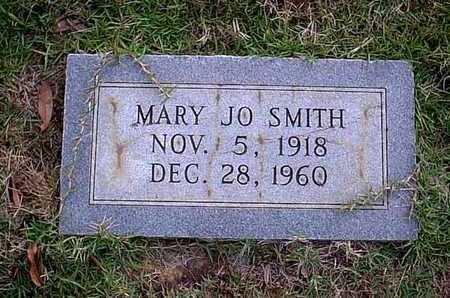 SMITH, MARY JO - Bowie County, Texas | MARY JO SMITH - Texas Gravestone Photos