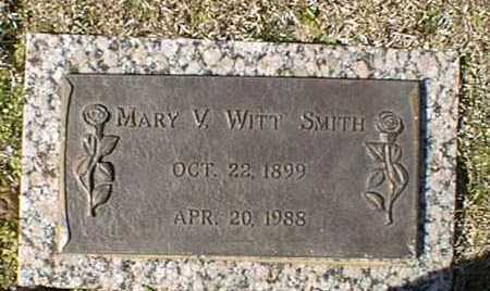 SMITH, MARY V - Bowie County, Texas | MARY V SMITH - Texas Gravestone Photos