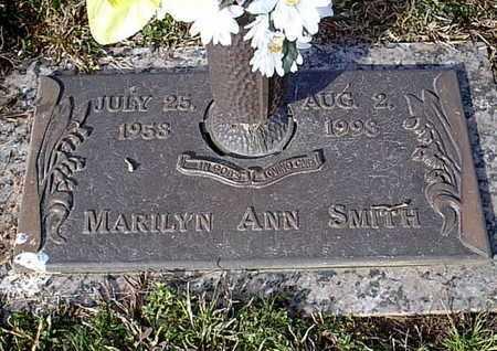 SMITH, MARILYN ANN - Bowie County, Texas | MARILYN ANN SMITH - Texas Gravestone Photos