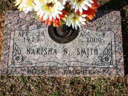 SMITH, NAKISHA N - Bowie County, Texas   NAKISHA N SMITH - Texas Gravestone Photos