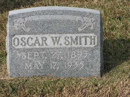 SMITH, OSCAR W - Bowie County, Texas | OSCAR W SMITH - Texas Gravestone Photos