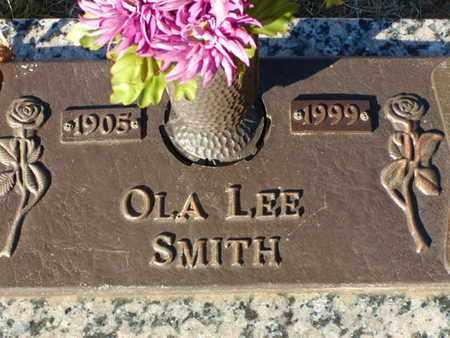 SMITH, OLA LEE - Bowie County, Texas | OLA LEE SMITH - Texas Gravestone Photos