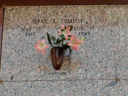 SMITH, OPAL I - Bowie County, Texas | OPAL I SMITH - Texas Gravestone Photos