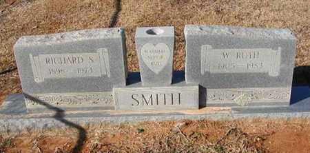 SMITH, RICHARD S - Bowie County, Texas | RICHARD S SMITH - Texas Gravestone Photos