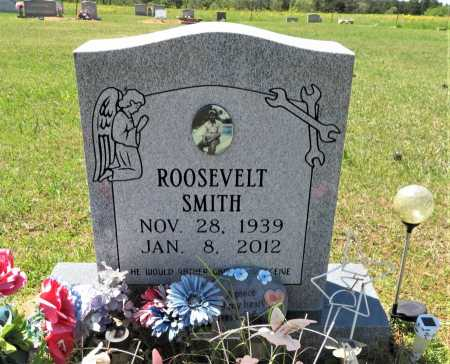 SMITH, ROOSEVELT - Bowie County, Texas | ROOSEVELT SMITH - Texas Gravestone Photos