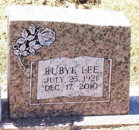 SMITH, RUBYE LEE - Bowie County, Texas   RUBYE LEE SMITH - Texas Gravestone Photos