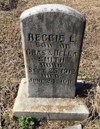 SMITH, REGGIE - Bowie County, Texas   REGGIE SMITH - Texas Gravestone Photos