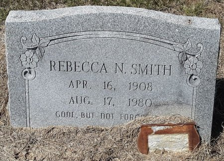 SMITH, REBECCA - Bowie County, Texas | REBECCA SMITH - Texas Gravestone Photos