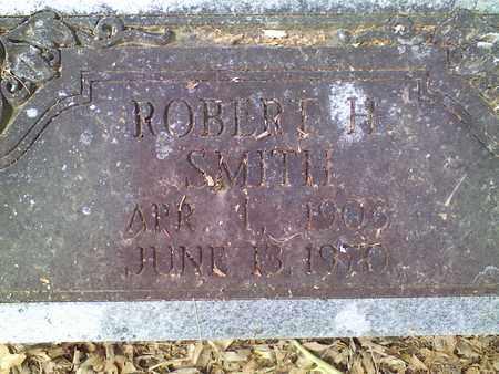 SMITH, ROBERT H - Bowie County, Texas | ROBERT H SMITH - Texas Gravestone Photos
