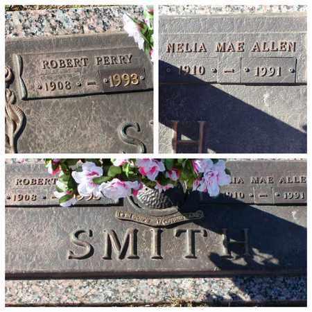 SMITH, ROBERT PERRY - Bowie County, Texas   ROBERT PERRY SMITH - Texas Gravestone Photos