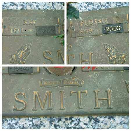 SMITH, FLOSSIE - Bowie County, Texas | FLOSSIE SMITH - Texas Gravestone Photos