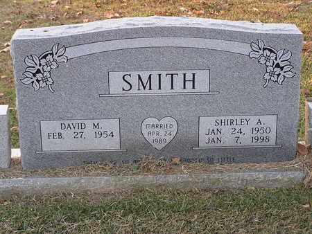 SMITH, SHIRLEY A - Bowie County, Texas   SHIRLEY A SMITH - Texas Gravestone Photos