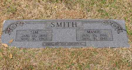 SMITH, MAMIE - Bowie County, Texas   MAMIE SMITH - Texas Gravestone Photos
