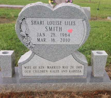 SMITH, SHARI LOUISE - Bowie County, Texas   SHARI LOUISE SMITH - Texas Gravestone Photos