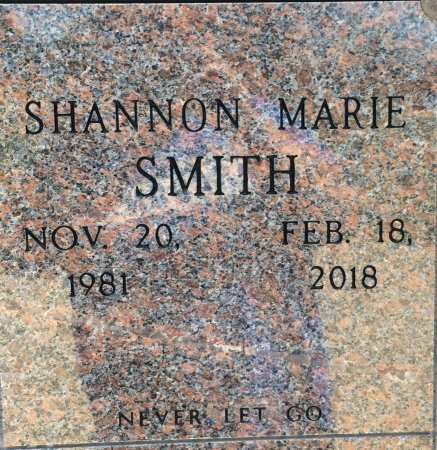 SMITH, SHANNON MARIE - Bowie County, Texas | SHANNON MARIE SMITH - Texas Gravestone Photos