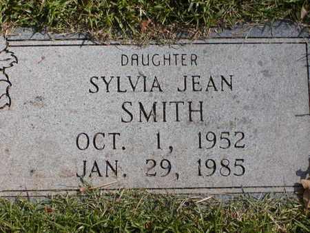 SMITH, SYLVIA JEAN - Bowie County, Texas | SYLVIA JEAN SMITH - Texas Gravestone Photos
