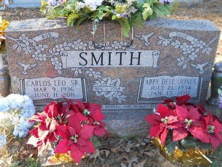 SMITH, ARPY DELL - Bowie County, Texas | ARPY DELL SMITH - Texas Gravestone Photos
