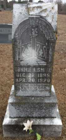 SMITH, TOMMIE A. - Bowie County, Texas | TOMMIE A. SMITH - Texas Gravestone Photos