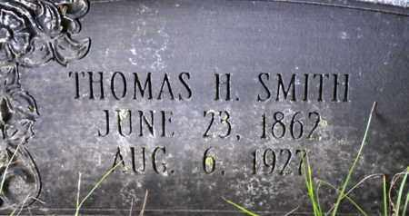 SMITH, THOMAS H - Bowie County, Texas | THOMAS H SMITH - Texas Gravestone Photos
