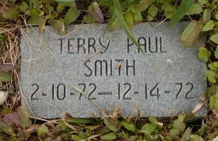 SMITH, TERRY PAUL - Bowie County, Texas | TERRY PAUL SMITH - Texas Gravestone Photos