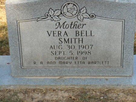SMITH, VERA BELL - Bowie County, Texas   VERA BELL SMITH - Texas Gravestone Photos
