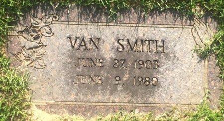 SMITH, VAN - Bowie County, Texas | VAN SMITH - Texas Gravestone Photos