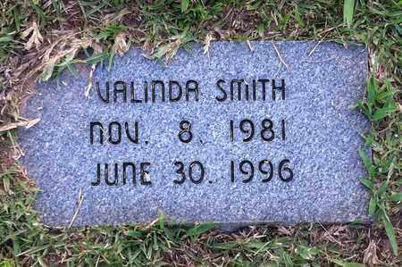 SMITH, VALINDA - Bowie County, Texas | VALINDA SMITH - Texas Gravestone Photos