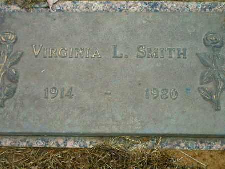 SMITH, VIRGINIA L - Bowie County, Texas | VIRGINIA L SMITH - Texas Gravestone Photos