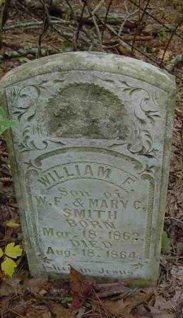 SMITH, WILLIAM F. - Bowie County, Texas | WILLIAM F. SMITH - Texas Gravestone Photos