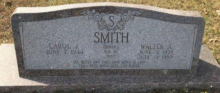 SMITH, WALTER A - Bowie County, Texas | WALTER A SMITH - Texas Gravestone Photos
