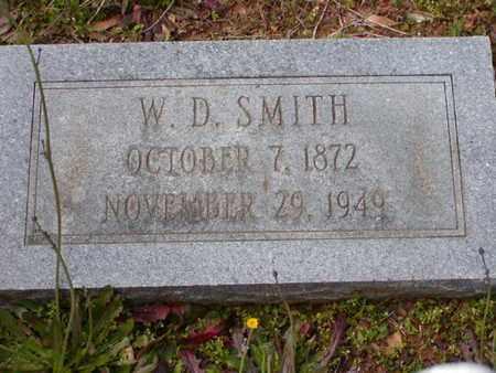 SMITH, W D - Bowie County, Texas | W D SMITH - Texas Gravestone Photos