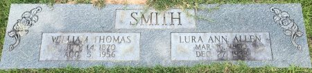 SMITH, WILLIAM THOMAS - Bowie County, Texas | WILLIAM THOMAS SMITH - Texas Gravestone Photos