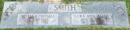 SMITH, WILLIAM THOMAS - Bowie County, Texas   WILLIAM THOMAS SMITH - Texas Gravestone Photos